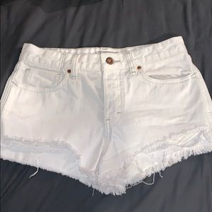 Cute Free People shorts size 27
